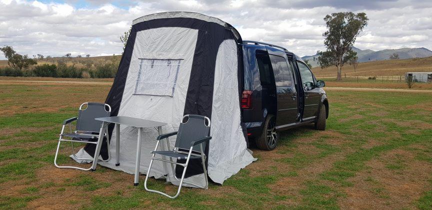 2019 Volkswagen Caddy Beach