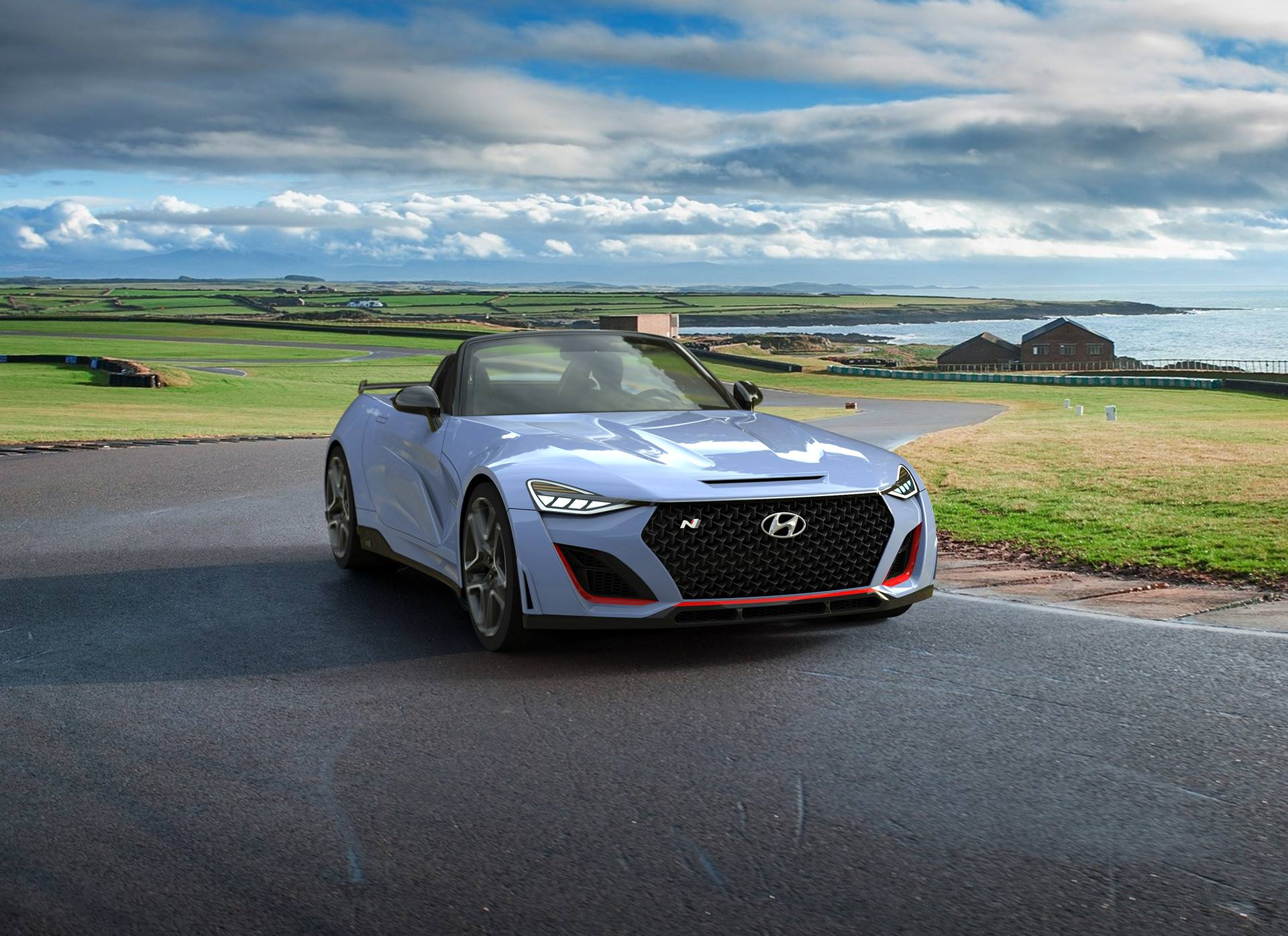 Hyundai N Performance Convertible #aprilfoolsday