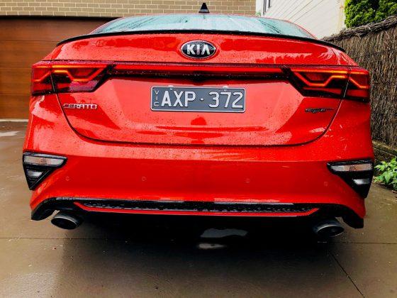 2019 Kia Cerato GT