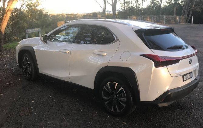 2019 Lexus UX 200 Sports Luxury