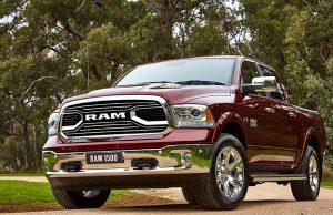 2019 RAM Trucks 1500 Laramie
