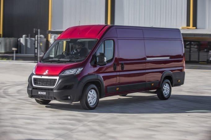 2019 Peugeot Boxer commercial van