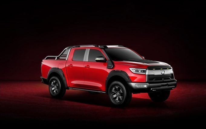 2020 Great Wall Motor Adventure ute