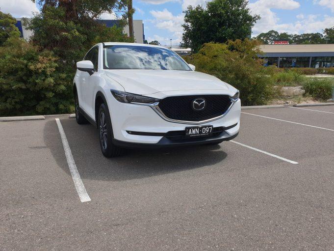 2019 Mazda CX-5 GT (AWD)
