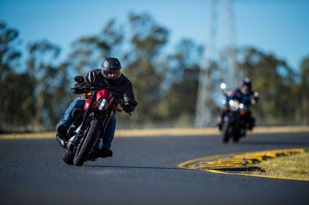 2019 Harley-Davidson National Softail Tour