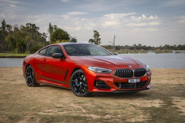 2019 BMW 850i Coupe