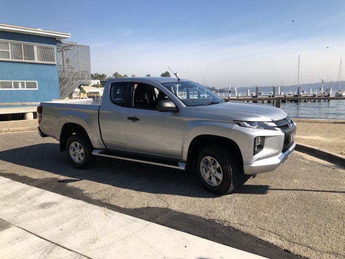 2019 Mitsubishi Triton GLX+ Club Cab 4x4