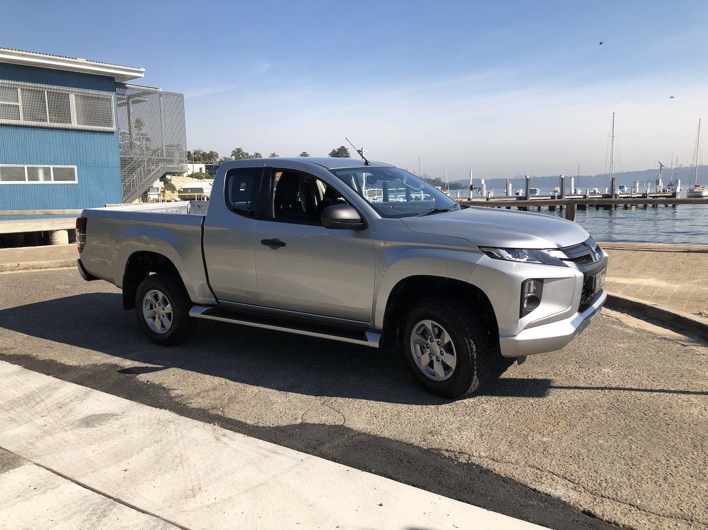 Auto Review 2019 Mitsubishi Triton Glx Club Cab 4x4