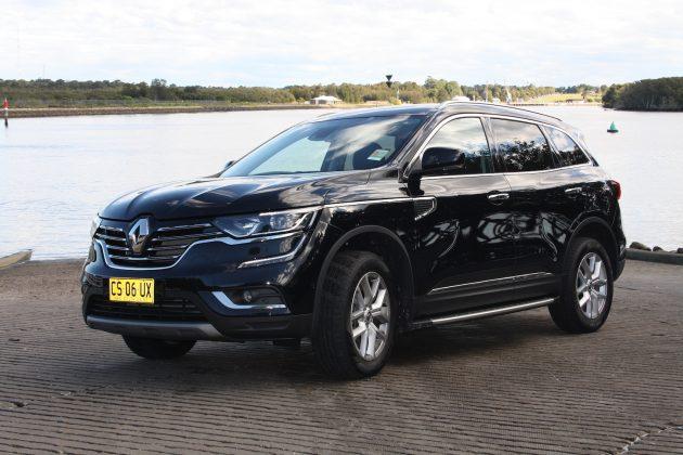2019 Renault Koleos Zen