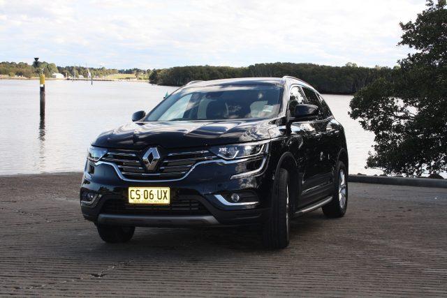 2019 Renault Koleos Zenv