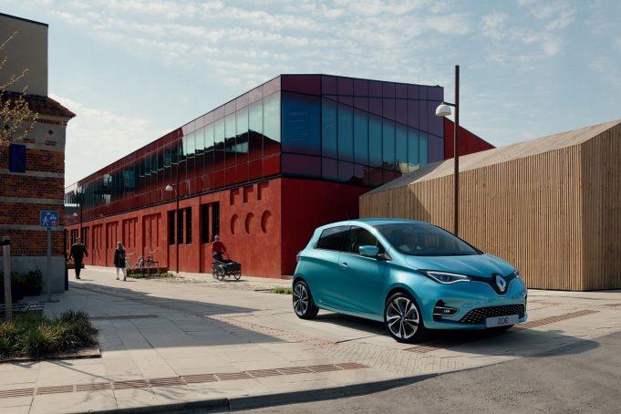2020 Renault Zoe EV
