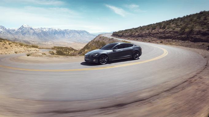 2019 Tesla Model S100D