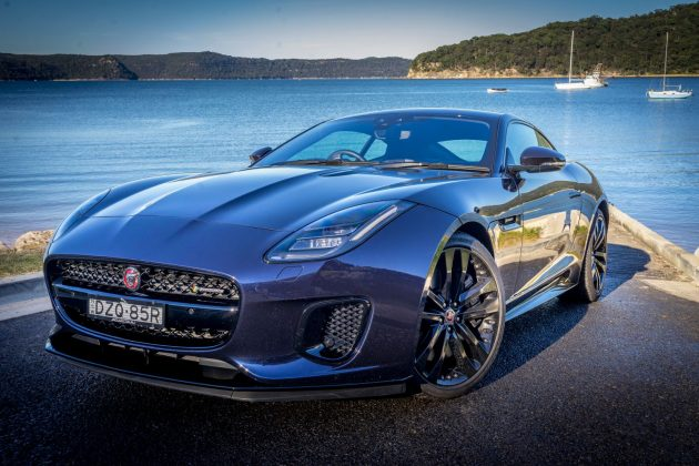 2019 Jaguar F-TYPE P380 R-Dynamic