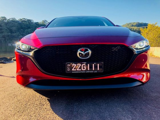 2019 Mazda3 Astina