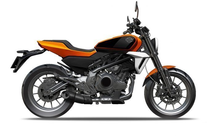 small displacement Harley-Davidson for Asia Benelli
