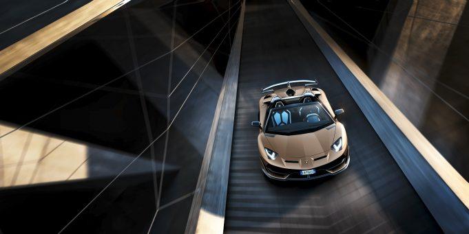 Lamborghini smashes sales figures record
