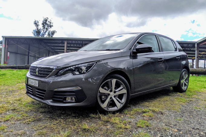 Auto Review  2019 Peugeot 308 Allure 1 2