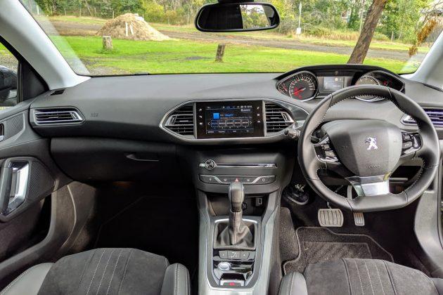 2019 Peugeot 308 Allure