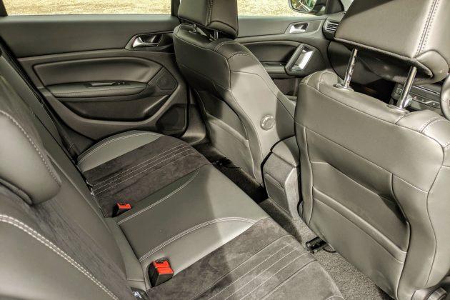 peugeot back seats