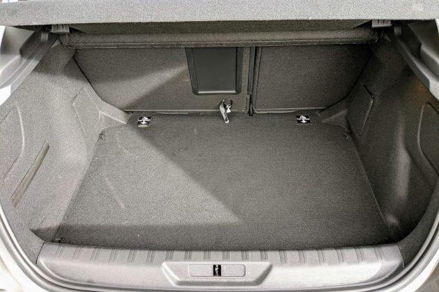 Peugeot boot