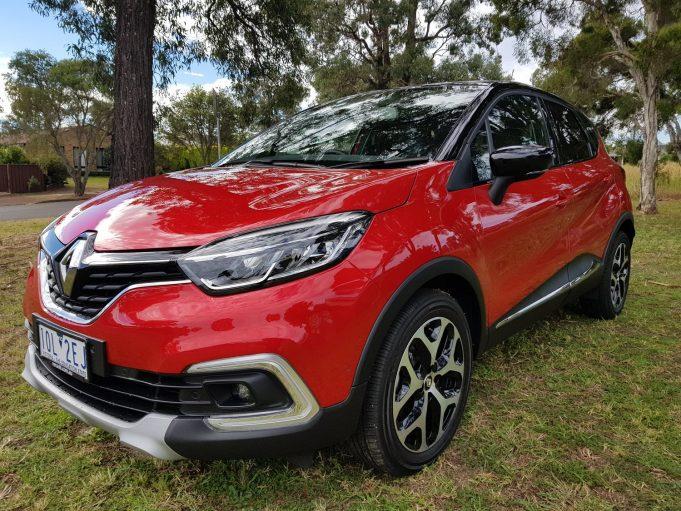 2019 Renault Captur Intens