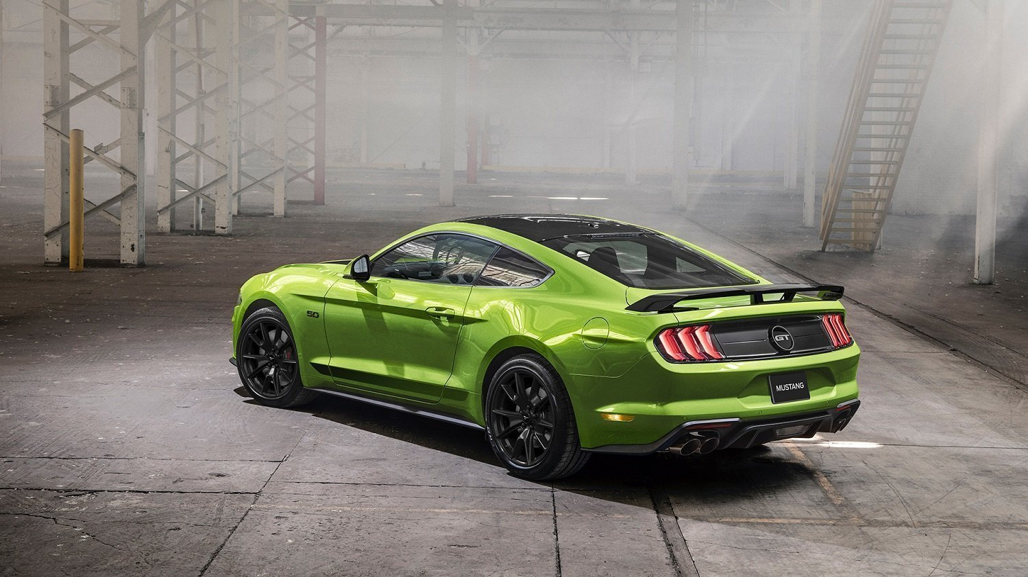 2020 Mustang GT Fastback pays homage to pony heritage