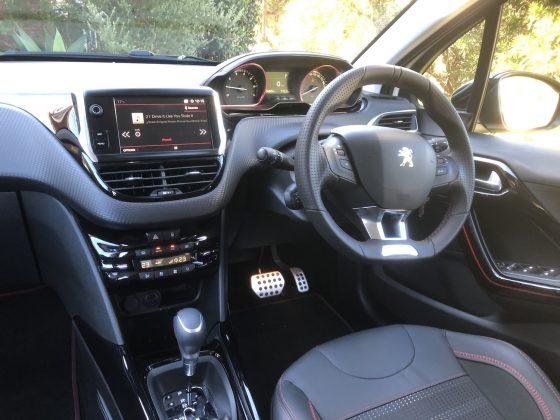 2019 Peugeot 2008 GT-Line