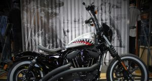 Central Coast Harley-Davidson's Warbird - 2019 Battle of the Kings
