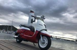 2019 Peugeot Django Evasion