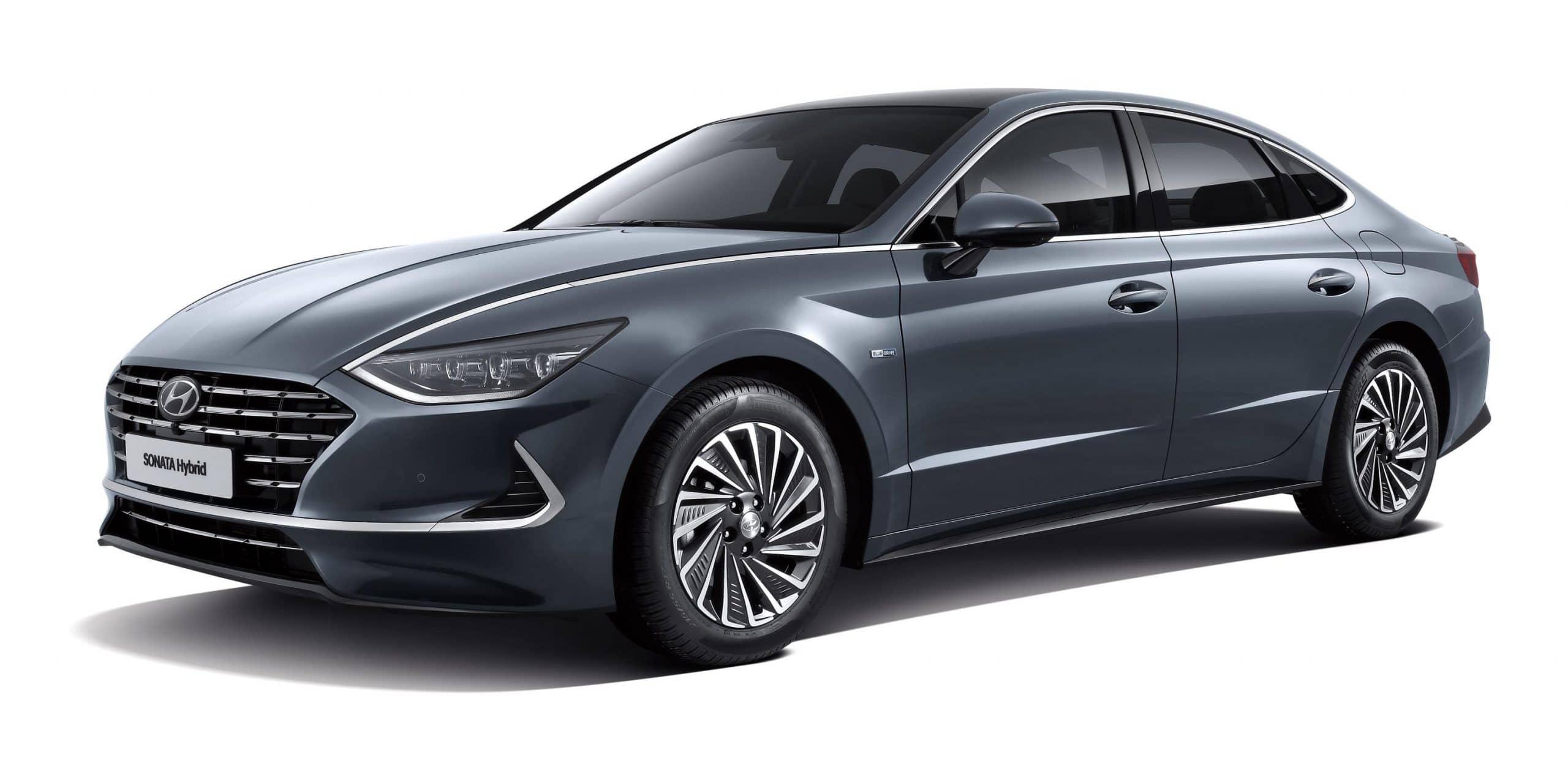 2021 Hyundai Sonata Hybrid Research New
