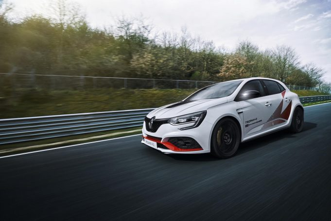 2020 Renault Trophy-R headed for Australia