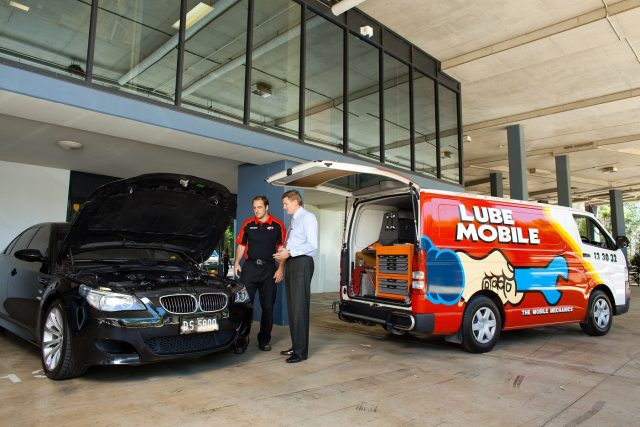 Lube Mobile acquired by Bridgestone