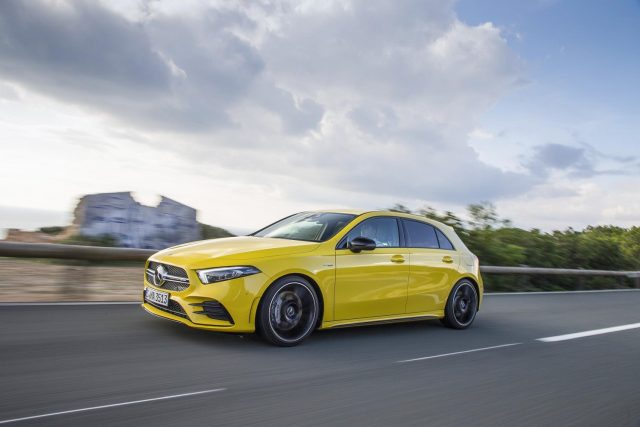 Mercedes-AMG A 35 4MATIC hatch