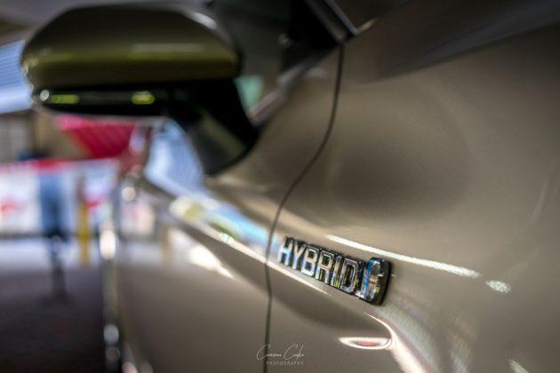2019 Toyota Camry Ascent Sport (hybrid)
