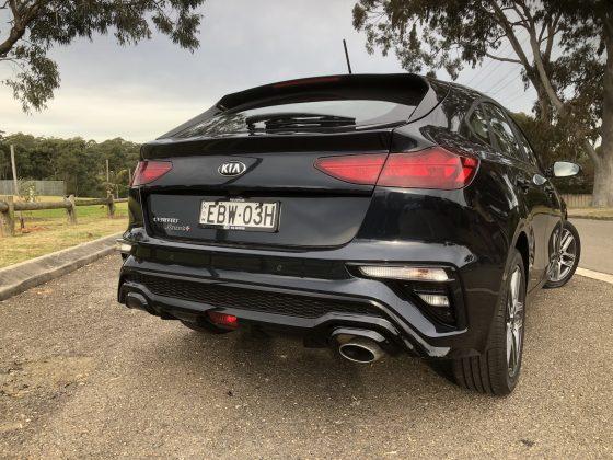 2019 Kia Cerato Sport+ (hatch)