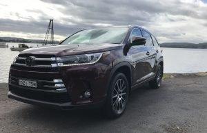 2019 Toyota Kluger Grande (AWD)