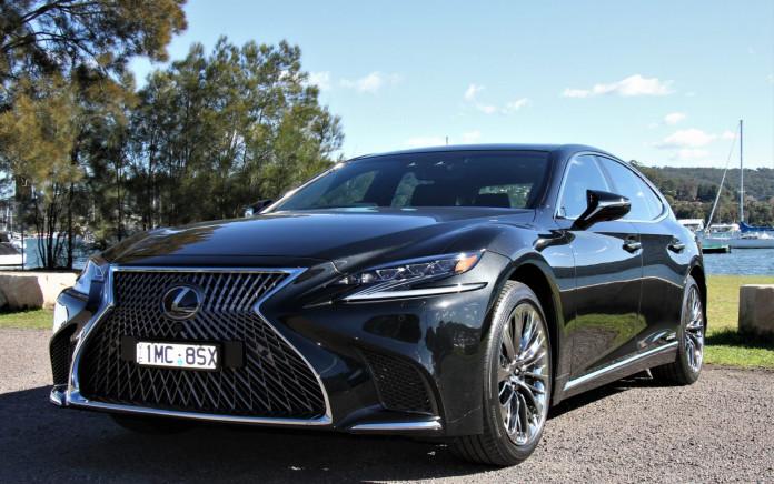 2019 Lexus LS 500h Sports Luxury