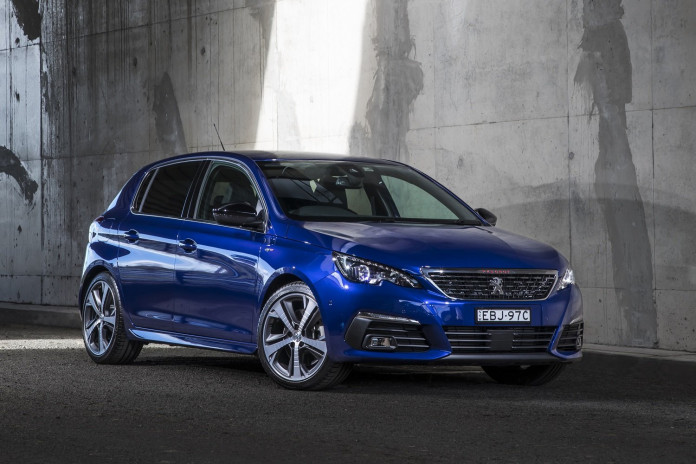 2019 Peugeot 308 GT hatch - special edition