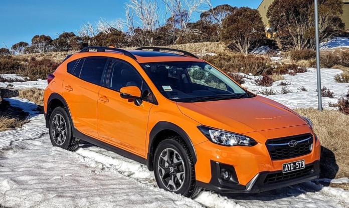 2019 Subaru XV 2.0i-Premium
