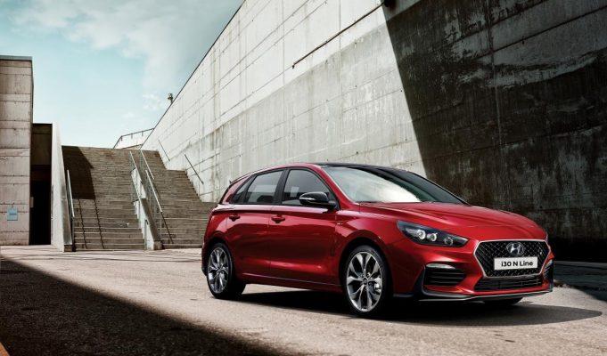Hyundai i30 August sales star