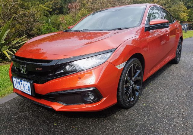 2019 Honda Civic RS