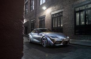 2019 Toyota GR Supra