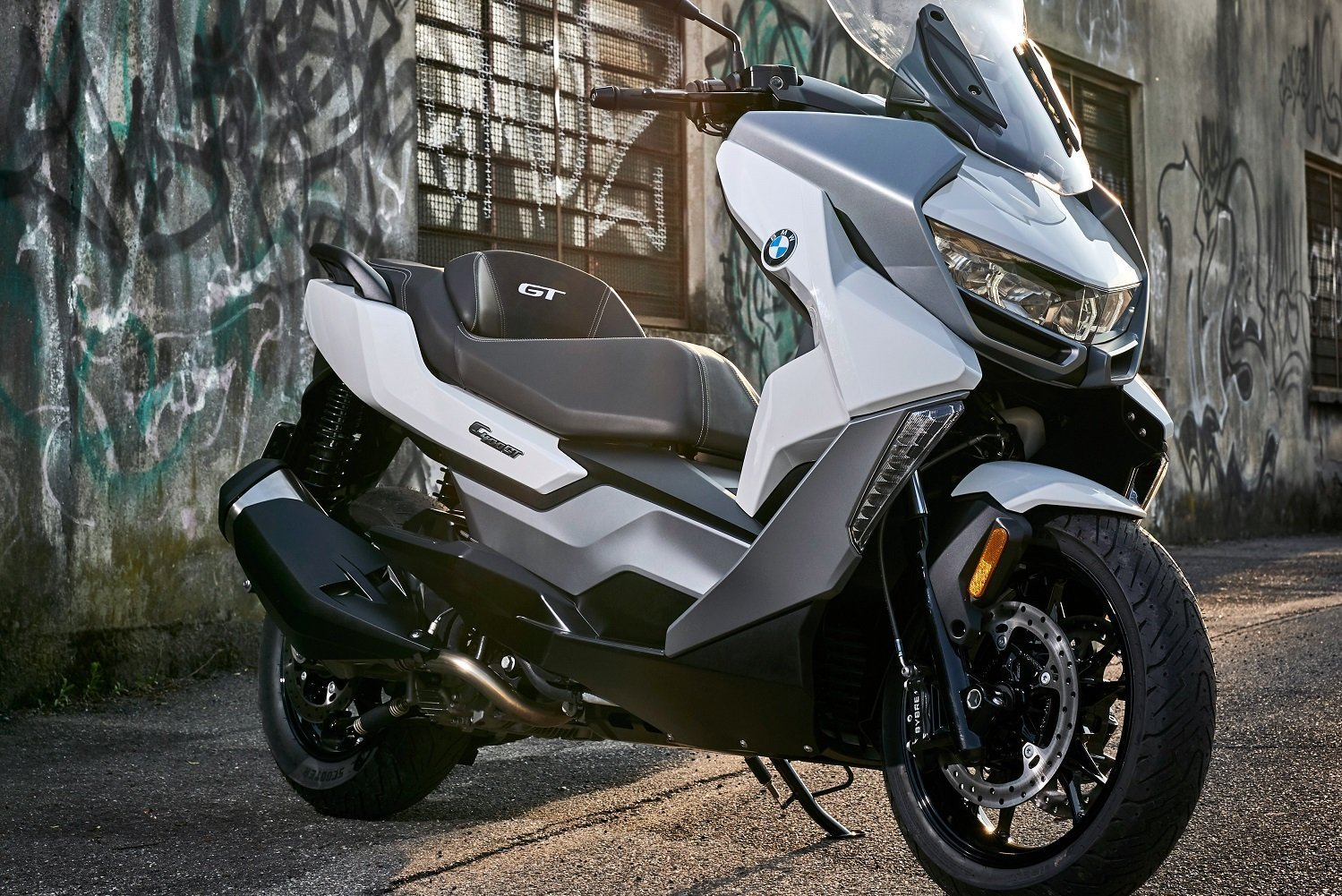 Ride On 2019 Bmw C 400 Gt Ion Edition Scooter