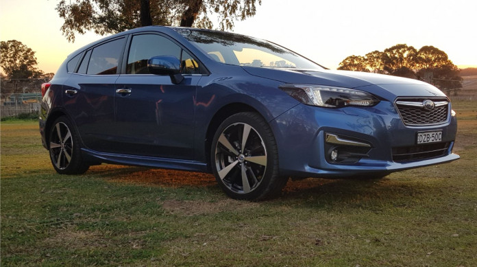 2019 Subaru Impreza 2.0i-S (hatch)