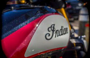 2019 Indian Motorcycle FTR 1200 S Race Replica