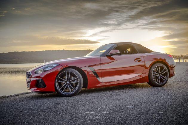 2019 BMW Z4 sDrive20i
