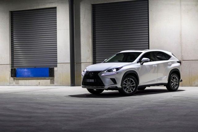 2019 Lexus NX 300 Luxury (2WD)