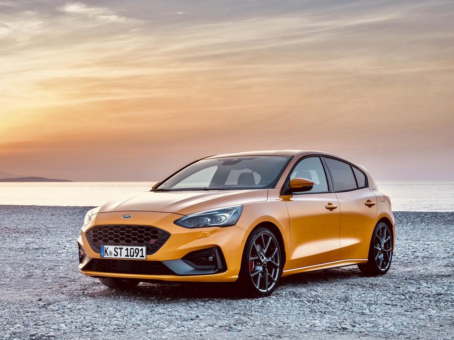 new 2020 ford focus st could be best yet  and its headed to oz