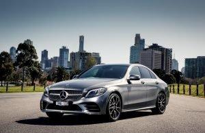 2019 Mercedes-AMG C-Class Sedan
