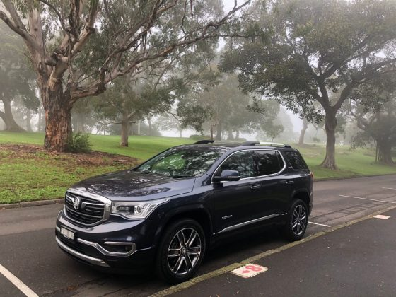 2019 Holden Acadia LTZ-V (2WD)